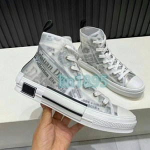 High end HIGH TOP SNEAKERS IN Dor By Jones With Fashion Design Classic Obque Printing Logos Men Women Basketball Shoes Skate designer shoes