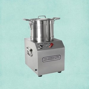 Ginger Chopper Garlic meat chili cutter Meat vegetable cutter High-speed meatball beating machine Vegetable chopping machine