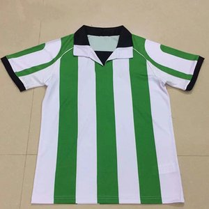 Menendez Retro Match Worn Custom 1995-97 1998 S-2XL Football jerseys Thai version Shirt football jerseys soccer Motocycle Racing Clothing