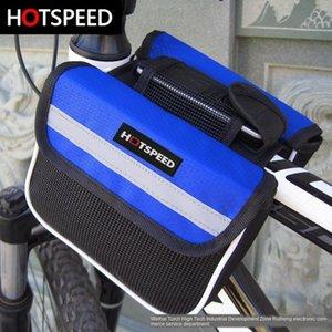 kQNKD attrezzature tubo completa di accessori per biciclette bicicletta collezione di accessori sacchetto fascio di guida semovente mountain bike front sacchetto auto