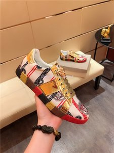 Christmas gifts 2019 new marque progettista shoes men and women sneakers rubber leather fashion women casual shoes xshfbcl free shipping