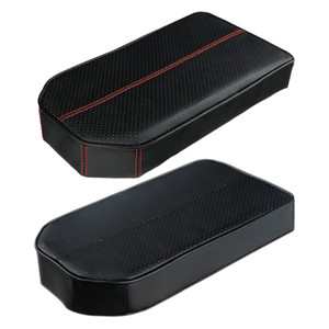 Car Accoudoirs Pad Covers Center Console automatique Siège Accoudoirs Protection Box Stockage Coussin Supports Hauteur main