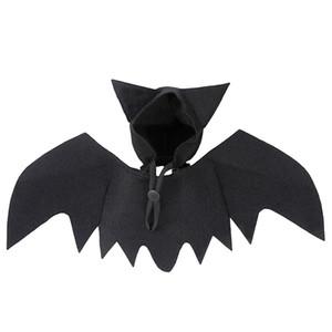 القطة الأليفة أجنحة الخفافيش هالوين، تأثيري بات الجناح زي الديكور لجرو الكلب القط