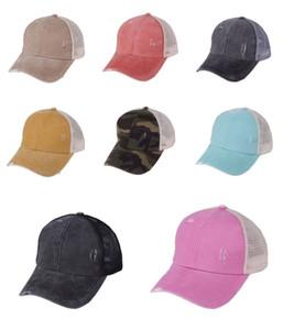 Seioum новых женщин папа Hat Вышитую бейсболка Изогнутого Билл 100% хлопок Casquette Кость мода шляпа # 458