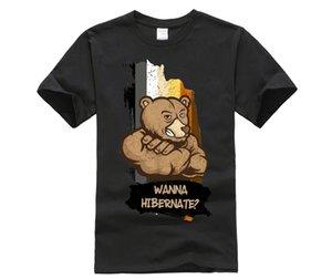 Sommer-Fashion Street Kurzarm T-Shirt Muskel-Bär Homosexuell Bär Subculture T-Shirt