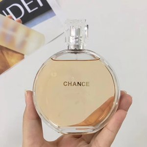 Famous Perfume for woman pink yellow green CHANCE Parfum Spray EAU TENDER Eau de Toilette 100ML Lasting Fragrance free shipping