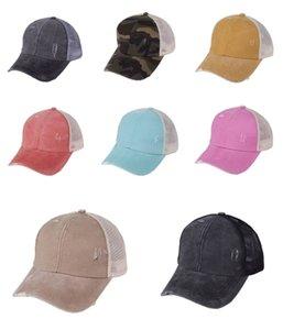 ZJBECHAHMU Chapéus Primavera Algodão sólidos ajustáveis Baseball Caps Snapback Hat para mulheres dos homens de Hip Hop Caps para vestuário Acessórios # 572