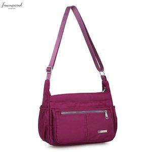 Men Women Messenger Bags Woman Bag Oxford Waterproof Large Capacity Shoulder Messenger Crossbody Bags Messenger Bolsos Mujer