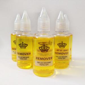 Kleber Remover für Spitze-Perücke Haar-Verlängerungen Toupet Toupet-Remover Einfach Sprühkleber in Haarverlängerungen