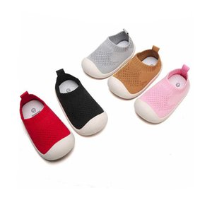Kid Baby First Walker Shoes Breathable Infant Toddler Shoes Girls Boy Casual Mesh Shoes Soft Bottom Comfortable Non-slip Shoe