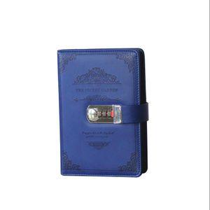 Materiali studenti Riviste Scuola Agenda Office Password business notebook Vintage mano Libro Retro regali cancelleria Blocco Diary