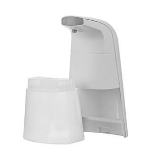 Soap Jeteven automática álcool pulverizador automático pulverizador manual Dispenser Auto líquido Lavar a mão Soap Dispenser Infrared Sensor de Movimento Touchles