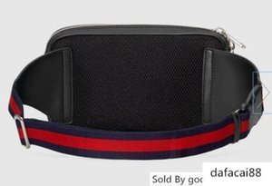 Fashion New Night Soft Belt Bag 474293 Men Messenger Bags Shoulder Belt Bag Totes Portfolio Briefcases Duffle Luggage