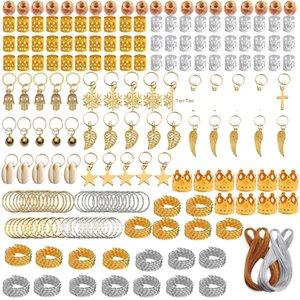 pelo traje nuevo anillo sucia trenza colgante brazalete de bricolaje colgante peluca accessoriesDIY pelo anillo de accesorios accesorios