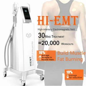 Hot Sale Technolgoy Emsculpt Beauty Body Shaping Machine Cellulite Removal Machines Price 2 Years Warranty Stimulate Muscles Equipment