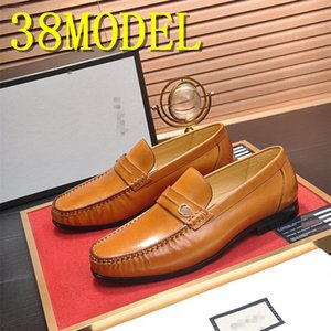 Mens top Leather Shoes Low Heel Fringe Shoe Dress Shoes Brogue Shoes Spring Ankle Boots Vintage Classic Male Casual