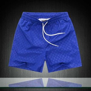 Designer luxury beach pants new fashion men's shorts casual solid color plate shorts men's summer style beach swimming shorts men's sports s