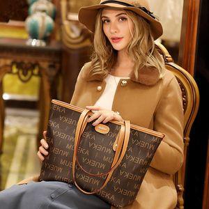 Female Bag 2020 New Luxury Brand Fashion Handbag Ladies Open Pocket Composite BagS Mother Shoulder Bag Large Capacity Tote Purse