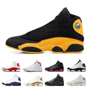 Class of 2002 13 13s mens scarpe da basket di grano Phantom sporchi le scarpe da tennis all'aperto donne Bred uomini di modo allenatore Calzature sportive 5.5-13