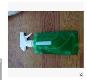 pot gros 2020 vente chaude couleur ménage arrosoir fleur pression de la main pulvérisateur d'eau de pulvérisation arrosoir arrosage Equipements 480ml A04