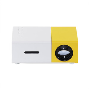 Hot selling home portable projector LED kids HD mini projector high quality IMC300 free shipping 01