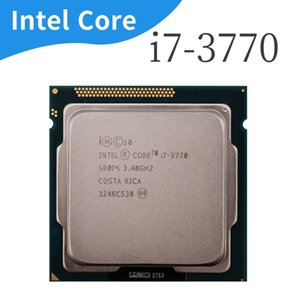Intel Core i7 3 3770 Quad işlemci Masaüstü İşlemci 3.4GHz 77W 8MB Cache LGA 1155 Masaüstü 3770 İşlemci İşlemci i7