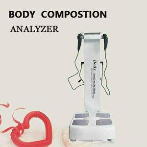 Новые прибытия !!! Состав Professional Полный Body Fat Analyzer / Body Scanner Analyzer / Body Analyzer Бесплатная доставка машина