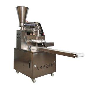 Последний тип 220v / 500-2400pcs / ч Коммерческий Автоматическая пропаренного Фарш Bun машина Фаршированная Bun Maker Momo