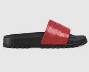 fashion Man women's sandals Designer Shoes Bohemian Diamond Slippers Woman Flats Flip Flops Shoes Summer Beach Sandals 013 GU1