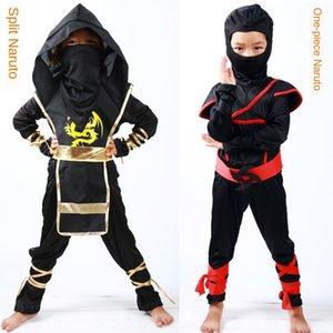 c3q7G Naruto cos Acting abbigliamento clothingcostume cartone animato giapponese vestiti di prestazione dei bambini del vestito costumeassassin Naruto Cosplay Acting
