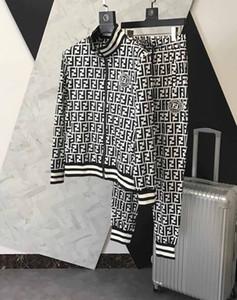 Costumes de sport Costumes 2020 Italie Marque de luxe de Survêtements Sweats Vestes Hommes Mode Medusa Vêtements de sport Survêtement
