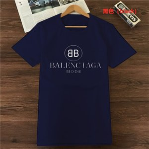 black white Couples New Tag T-shirts Streetwear Loose Tshirts Paris Fan Made tops mens designer tracksuits B̴alenciaga