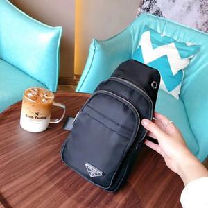 designer men's chest bag FrontDesignercrossbody bag using high-quality original tarpaulin material high-end goods small ticket