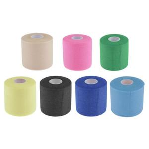Professional Sports Pre Wrap Bandage sport atletici nastro in schiuma durevole per Taping polso Caviglie Fornisce sostegno incredibile ginocchio