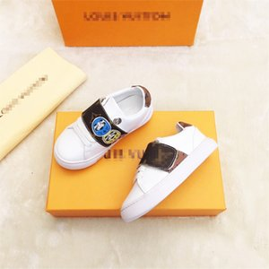 Hot sale Boys Girls Shoes Moccasins Soft Kids Loafers Children Flats Casual Boat Shoes Children's Leather Shoes autumn Fashion
