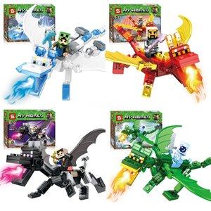 Single Sale Batman Big Figure 7Cm High Action Figure Bricks Building Block Sets Model Toys For Boys#635