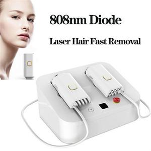 200W Allemagne Bar importé Laser Hair Removal Machine 808nm Diode Portable Laser Électrolyse Rajeunissement de la peau Épilation Machine de beauté