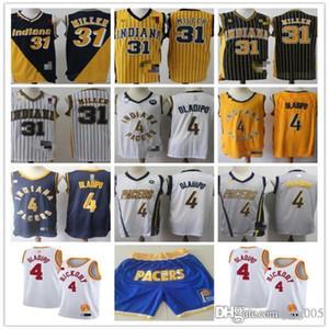 ملك الرجالإنديانابيسرز31 ريجيطحان4منتصرOladipoالبيضاء البحرية الصفراء كرة السلة السراويل كرة السلة الفانيلة