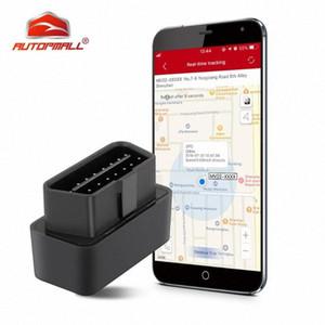 OBD Araba GPS Tracker Plug-out Alarmı Mini GPS Tracker Tak Oyna OBD Araç Araç Coğrafi çit Alarm Locator Ücretsiz Web APP 183v #