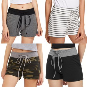 Womens Cargo Harem Short Trousers Side Pockets Women Shorts Casual Jogger Workout Sweatpants Streetwear Cotton Summer Outdoor Shorts #282#9461