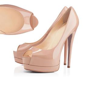 Nouveau été rouge talons bas de hauts chaussures femmes magnifiques Toes Pointu Escarpins Robe Femmes de luxe Talons robes de shooes