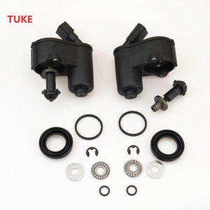 TUKE 2 Set 12 Torx Hand Brake Calipers Servo Motor Kit & Repair Package For VW A6 Q3 Seat Alhambra II 32332082 4F0 615 404 C u2gj#