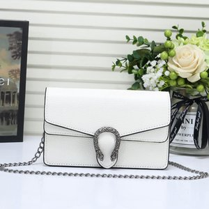 New Arrival Bolso Bandolera Women Bag Fashion Classic Leather Chain Crossbody Bag Shoulder Small Flap Designer Luxury Lady Messenger Bags