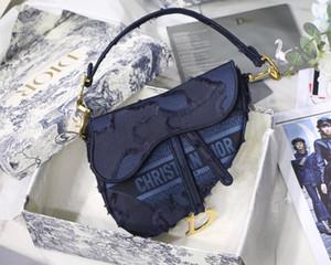 블루 자수 술의 7A 블루 자수는 매일 스타일링 하이 엔드 품질의 패션 클래식 완벽한 액세서리의 tassels
