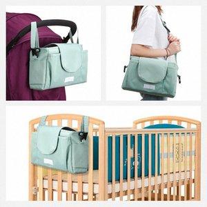 Çanta Taşınabilir Çanta Anne Çocuğa Mummy üzerinden Bezi Moda Basit Anne Paketi c8tk # Asma Yeni Bebek Arabası