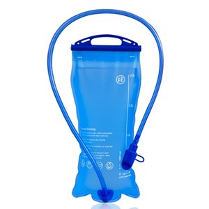 2L Large Mouth TPU Water Bag sacchetto di acqua Sport Ciclismo Export Backpack