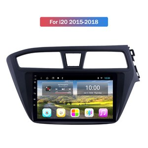 High Quality 9 Inch Screen Android Car Radio Android 10 Car Radio with Car GPS Navigation for Hyundai I20 2015-2018 RHD