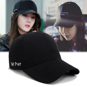Hat Wo Korean style face small all-match Tennis baseball cap all-match tennis Red men's 2020 white baseball cap women's fashion