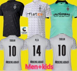Thailand Quality 2020 Borussia Monchengladbach soccer jerseys 20 21 Monchengladbach hazard RAFFAEL STINDL PLEA football shirts