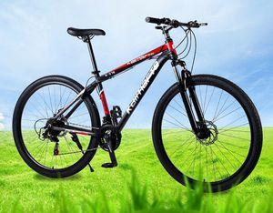 freno de disco de la bicicleta de montaña cambio autopropulsado de aluminio de aleación de velocidad del coche